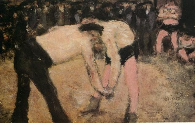 PEINTURE FRANCAISE: un mouvement, un peintre, une oeuvre - Page 3 Img32110