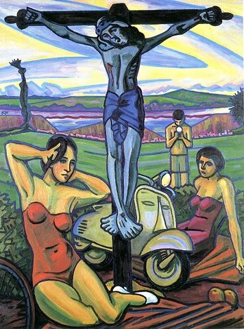 PEINTURE FRANCAISE: un mouvement, un peintre, une oeuvre - Page 3 Img34510