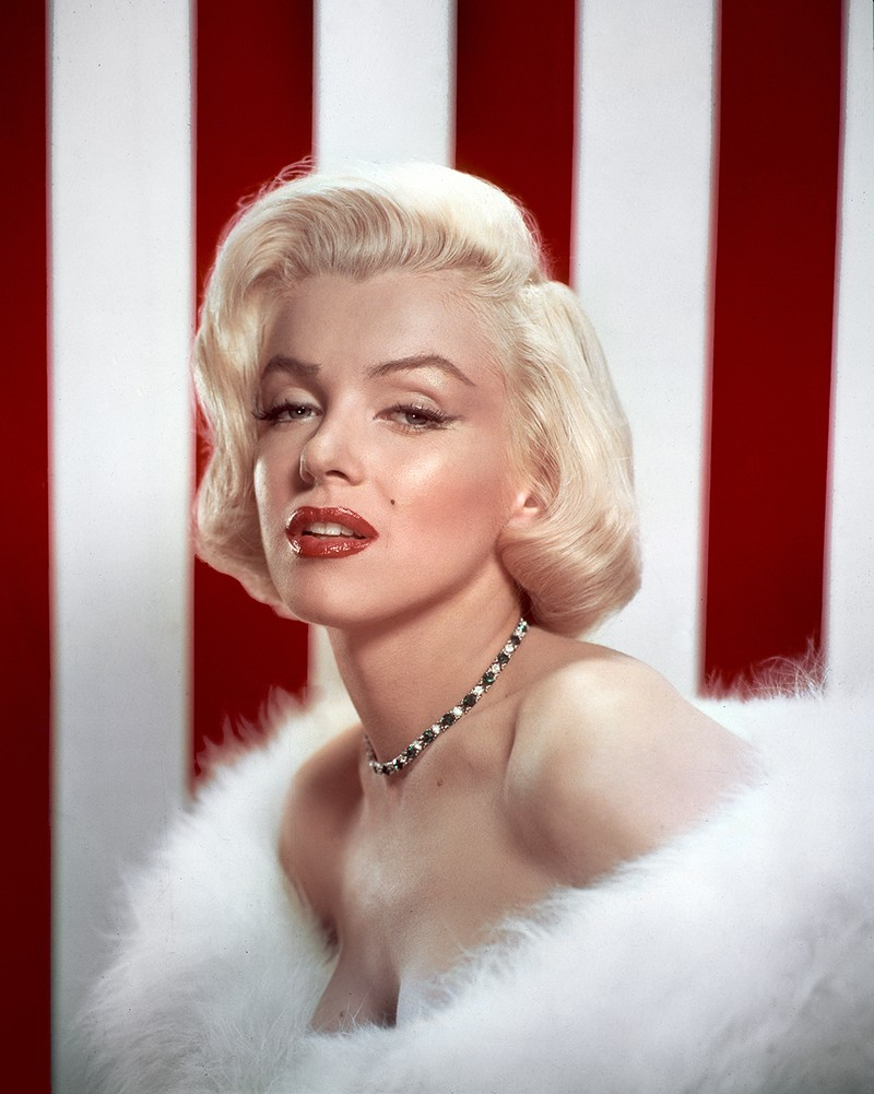Marilyn ...une étoile ne meurt jamais ... Marily11