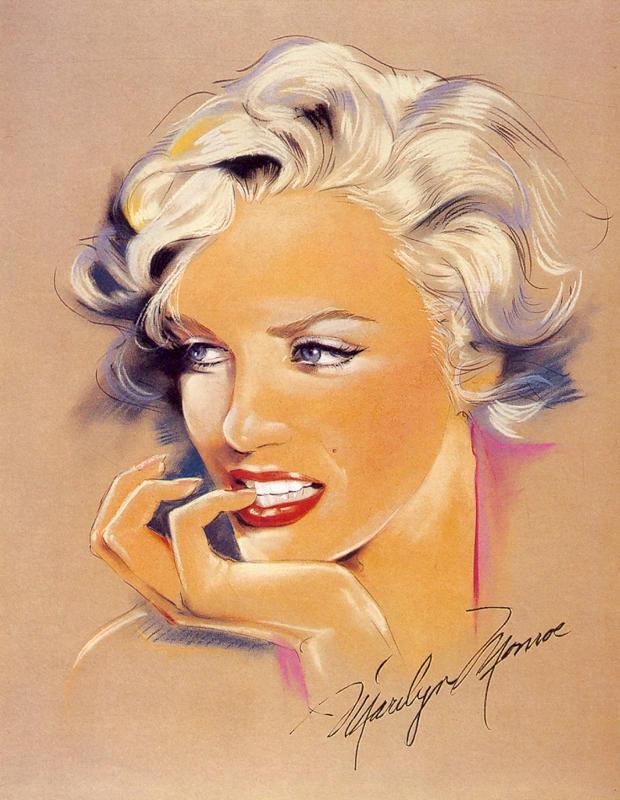 Marilyn ...une étoile ne meurt jamais ... Marily14