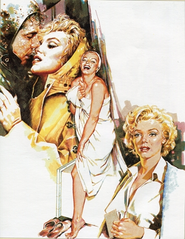 Marilyn ...une étoile ne meurt jamais ... Maryli12