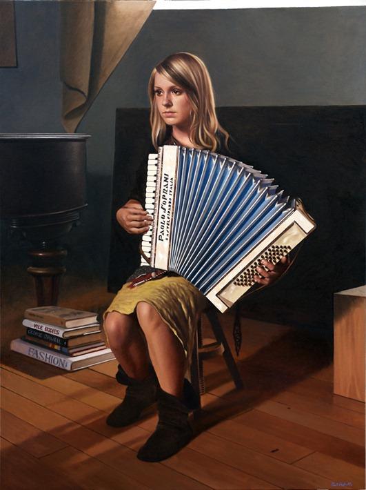 MUSIQUE: musiciens en peinture , en sculpture,... - Page 2 Paul-r10