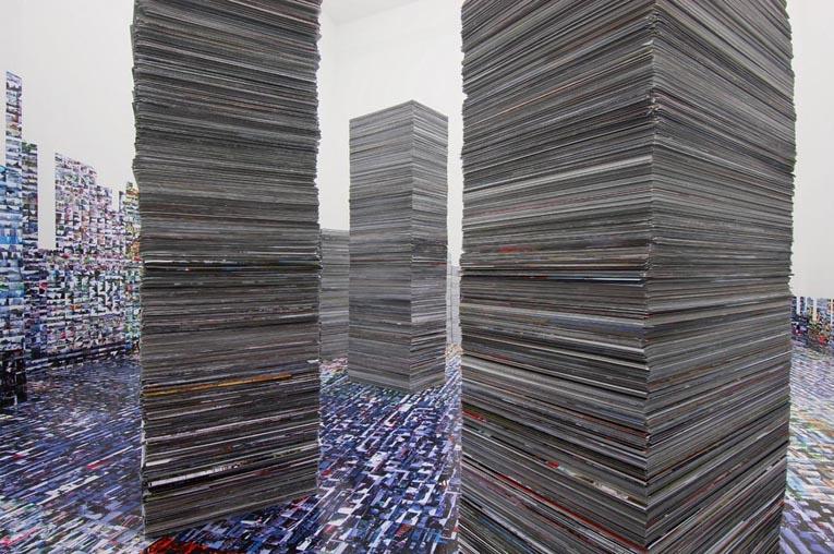 Wang Du   artiste plasticien ... Wang_d16