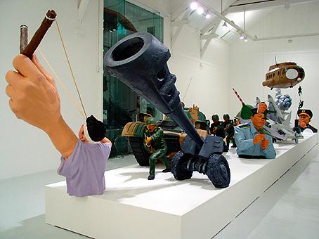 Wang Du   artiste plasticien ... Wang_d18