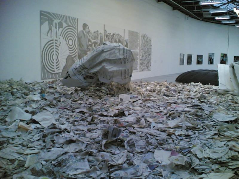 Wang Du   artiste plasticien ... Wang_d23