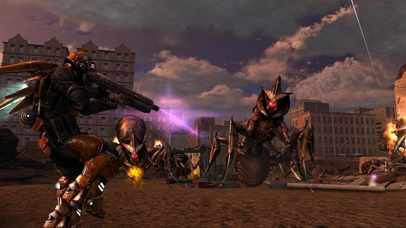 لعبة Earth Defense Force Insect Armageddon 60632711