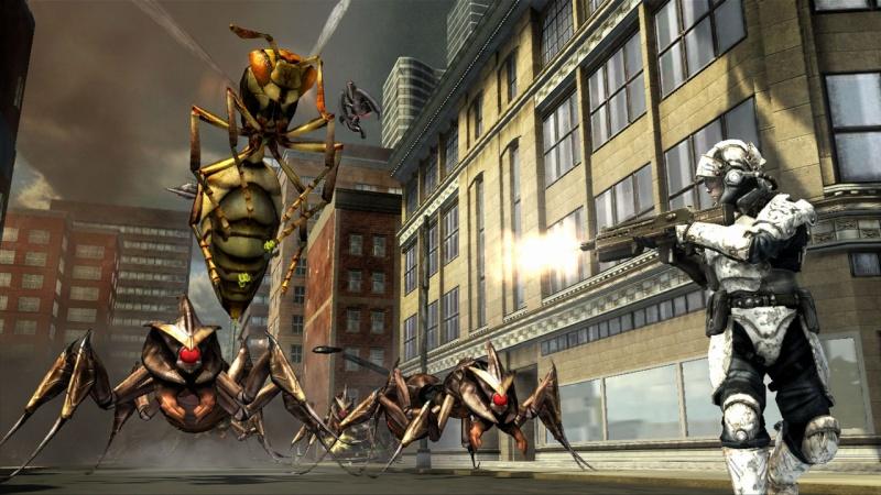 لعبة Earth Defense Force Insect Armageddon 60632810