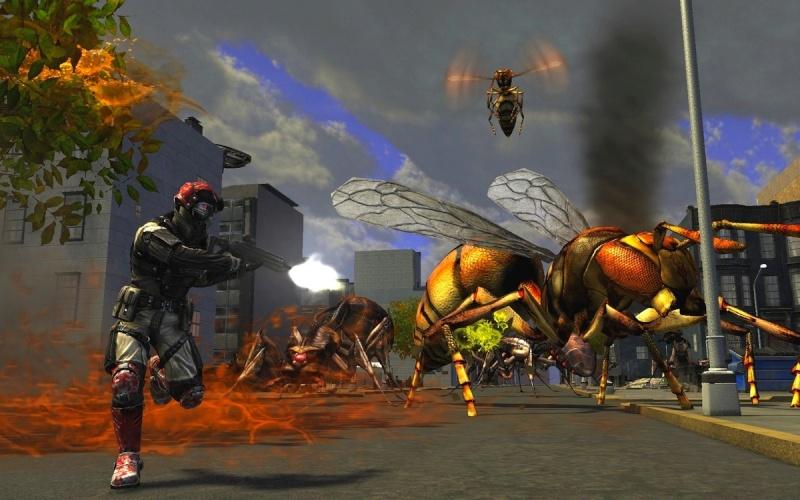 لعبة Earth Defense Force Insect Armageddon 65236411