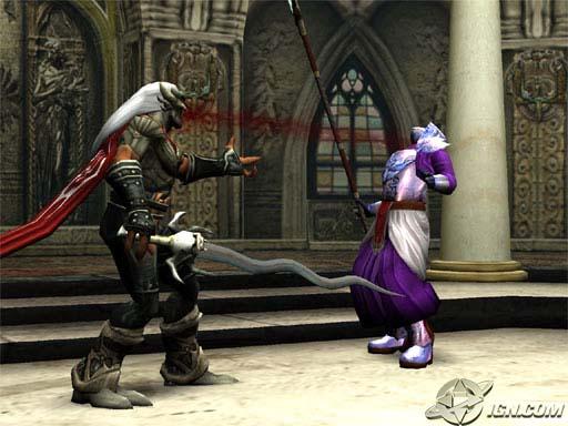 لعبة Legacy of Kain: Defiance Defian10