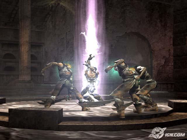 لعبة Legacy of Kain: Defiance Defian11
