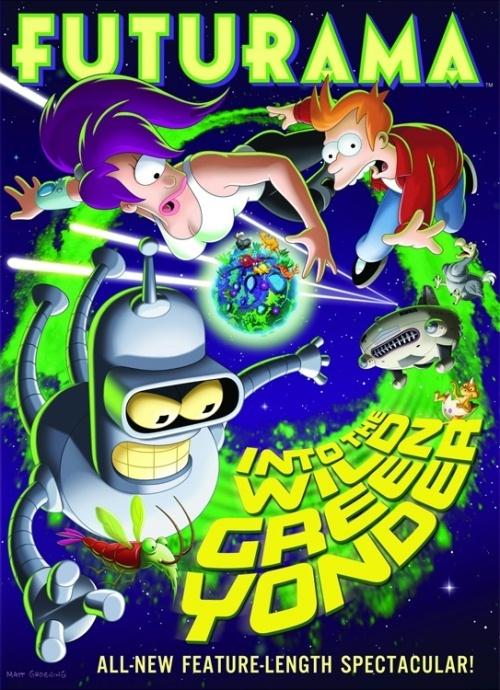 Futurama Into The Wild Green Yonder 2009 Wwwwww10