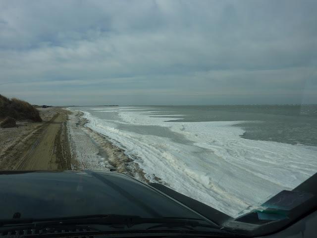 Glace brrrrr, on a marché sur la mer!!! Banqui10