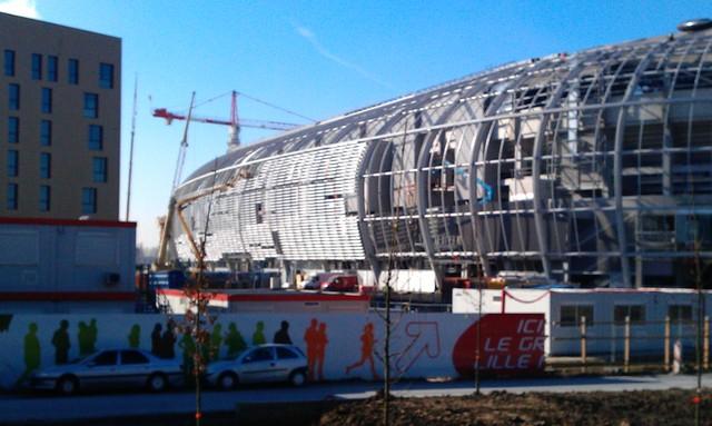 Grand stade Lille Métropole - 50157 places Gsl10