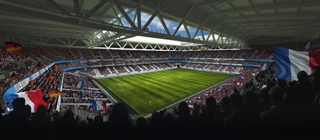 Grand stade Lille Métropole - 50157 places Lille-11