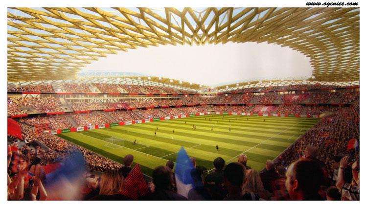 Allianz Riviera (33,470 places fin estimée été 2013)  Nice_o11