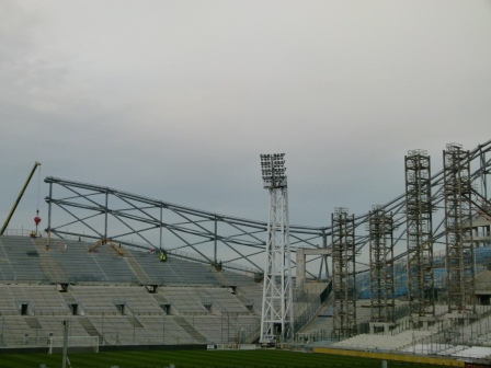 Stade Vélodrome (67,000 places fin estimée Juin 2014) P1080710