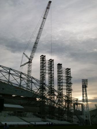 Stade Vélodrome (67,000 places fin estimée Juin 2014) P1080810
