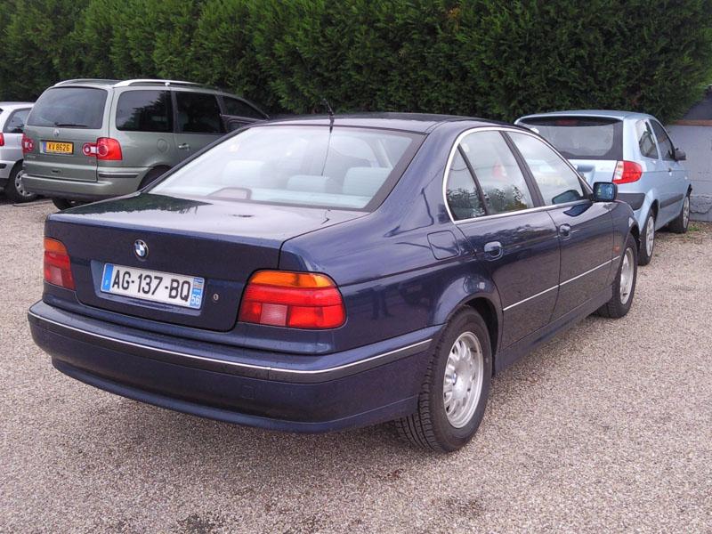 BMW 523Ia Photo025
