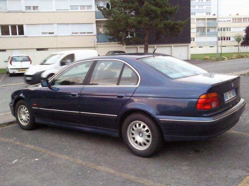 BMW 523Ia Photo027