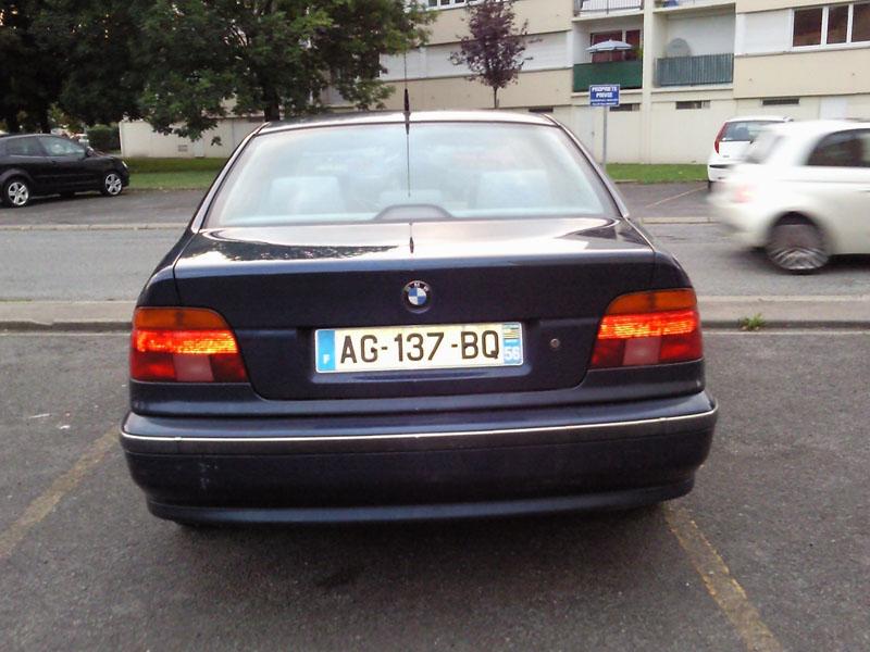 BMW 523Ia Photo028