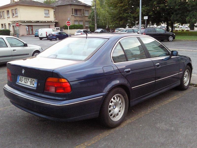 BMW 523Ia Photo029