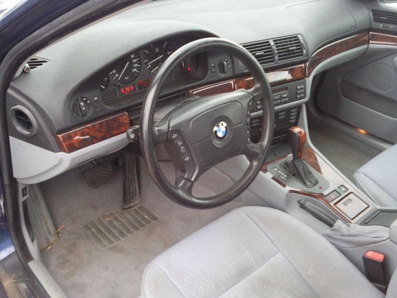 BMW 523Ia Photo030