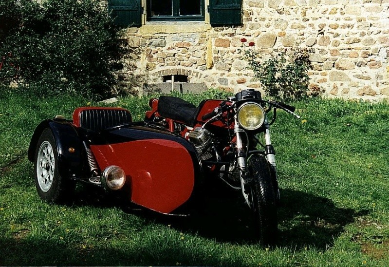 "BMW 1000 side car ""racer"" Wdc10a10"