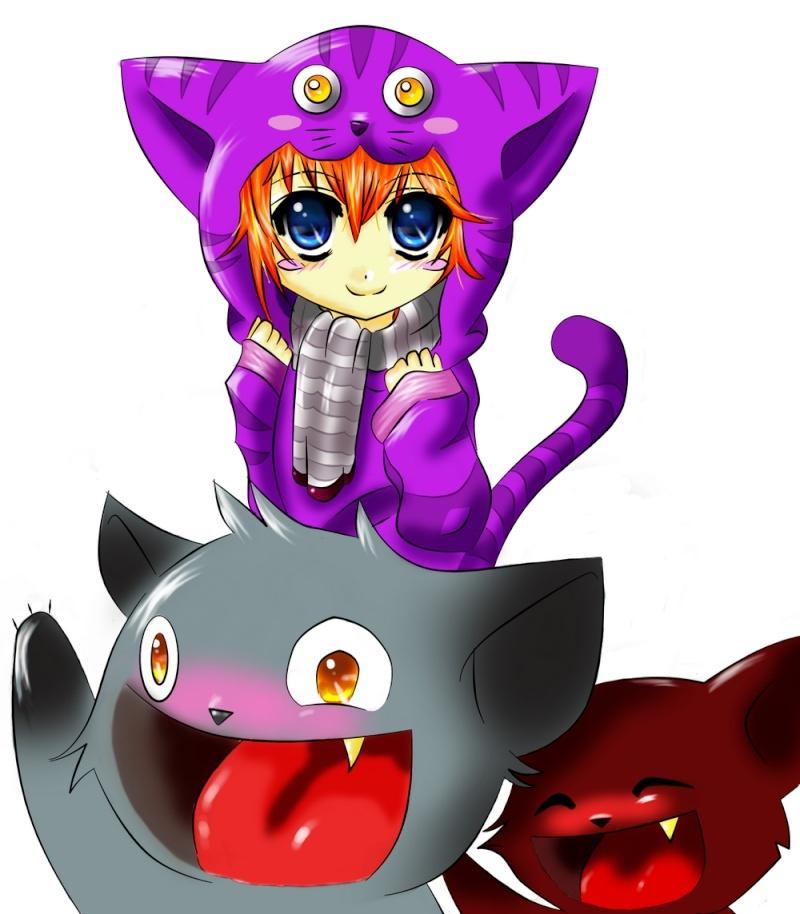 PurpleBox dessine Kittyc12