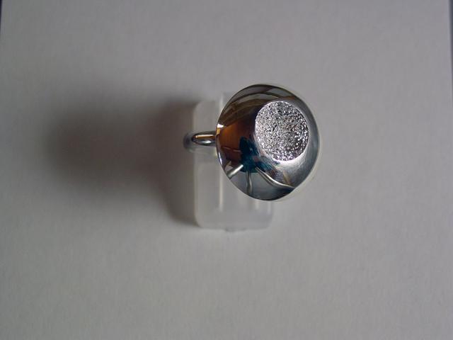 Essai de diamantage sur bague argent Bague_12