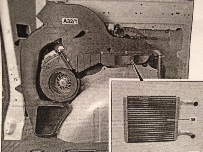 Eau chaude sur circuit moteur ou 220 v Climat10