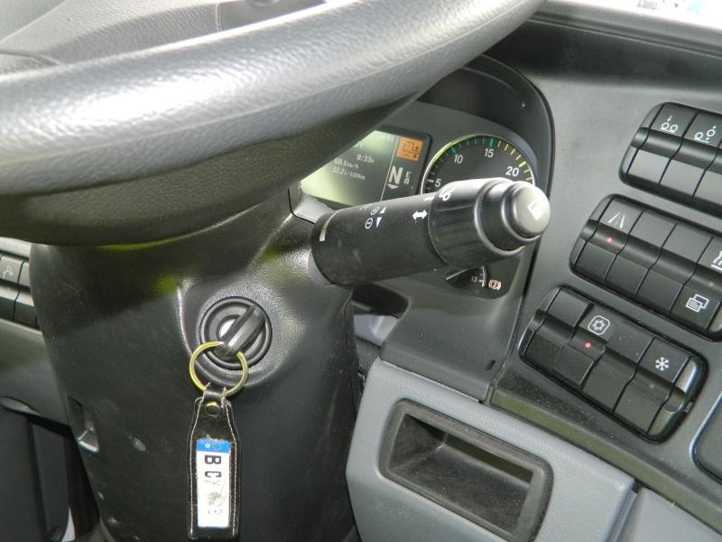 MB actros MP3 Megaspace: Innenbilder Dscn2233