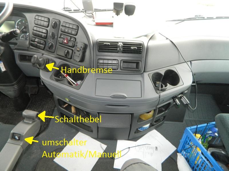 MB actros MP3 Megaspace: Innenbilder - Seite 2 Dscn2241