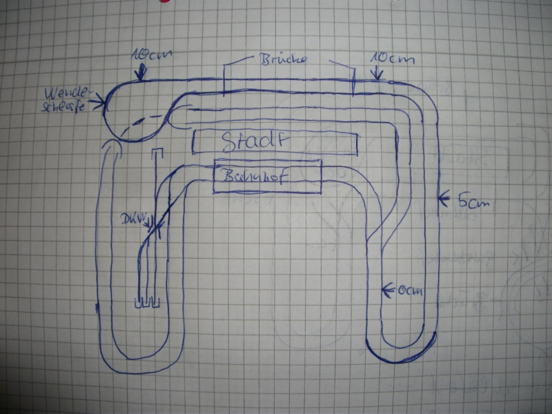 Modellbahn aufm Dachboden Dscf6310