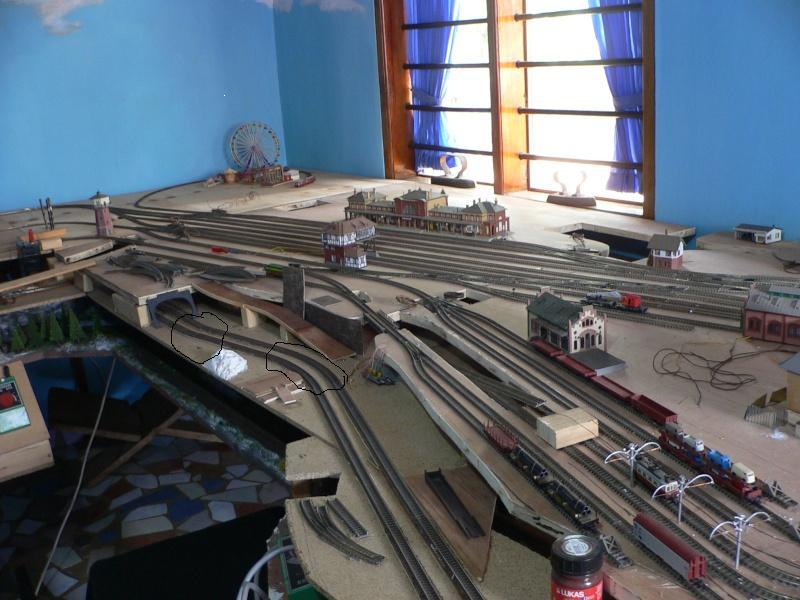 Erste Spur N Anlage in Kenia P1010710