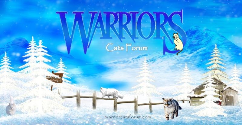 Warrior Cats Forum