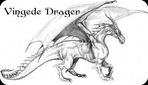 Vingede Drager Dragon12