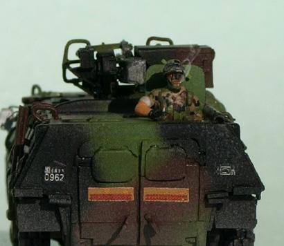 [Heller + Azimut + scratch]VAB T20/13, 2° escadron GE 12° Cuirassiers Fume10