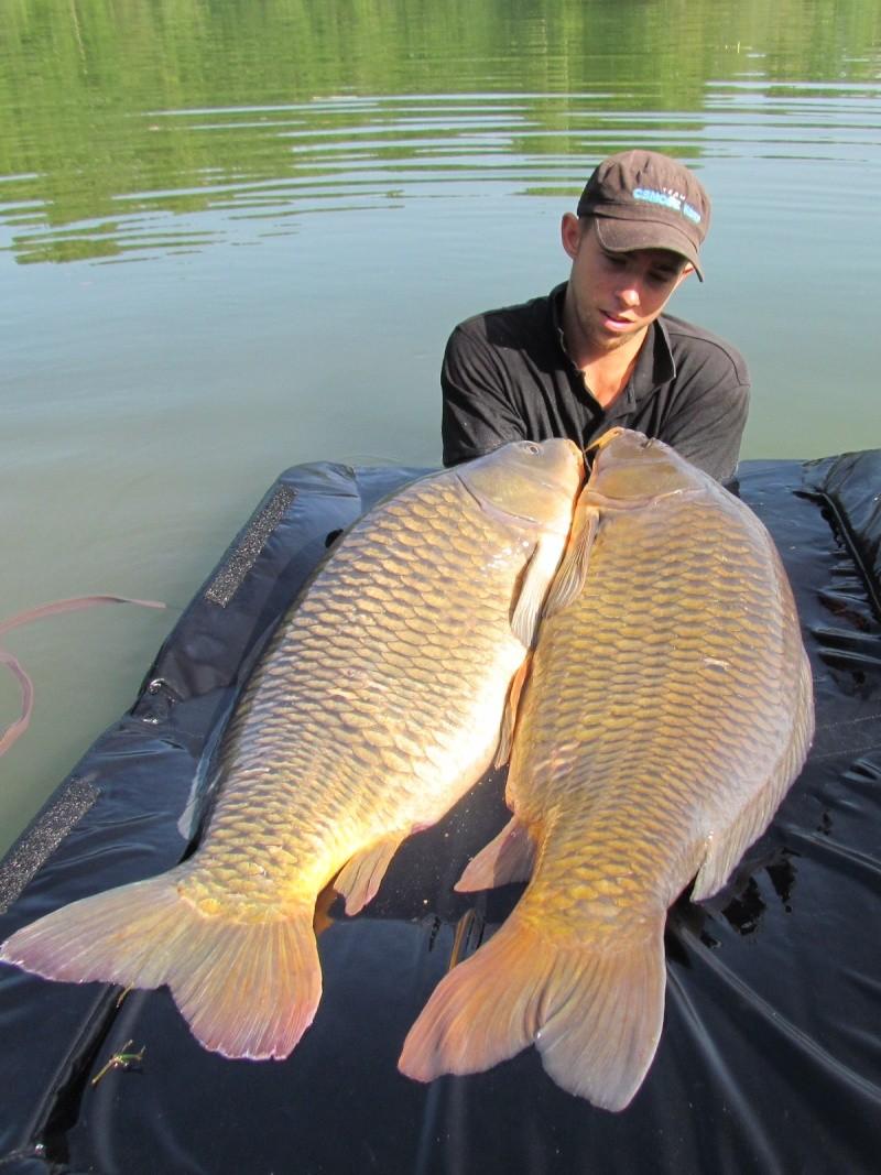 Souvenir de quelques fishs classés XXL en 2011 Gravie29