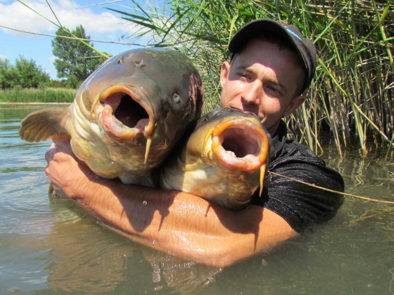 Souvenir de quelques fishs classés XXL en 2011 Rototo15