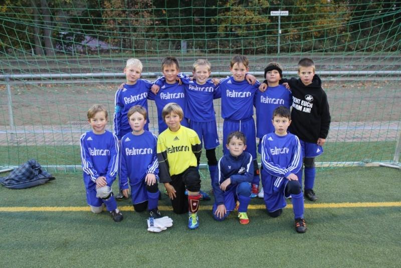 EII-Junioren spielen gegen SV 46 Rosenow Tsg-ro10