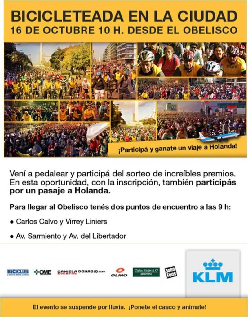 BICICLETEADA EN LA CIUDAD MEJOR EN BICI - Domingo 16/10 Bicicl13