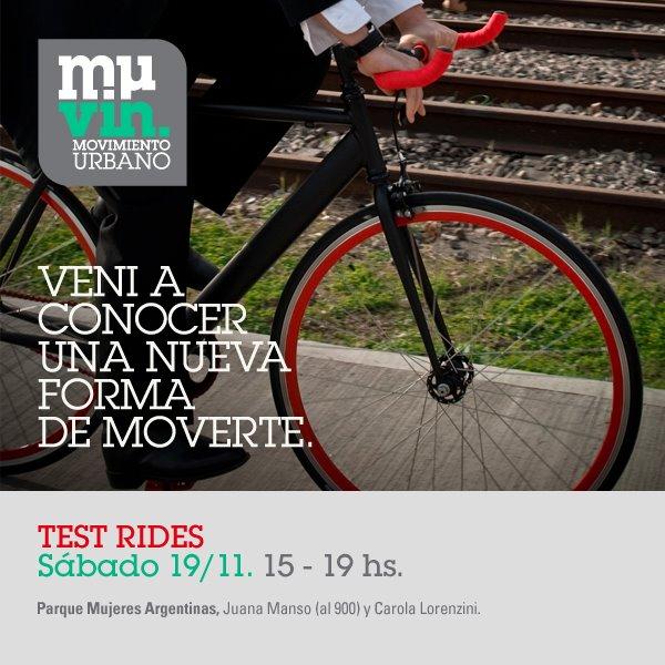 NUEVO TEST RIDE DE DAHON EN NOVIEMBRE! Testri13