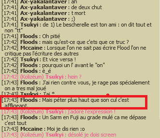 Les situations génantes  - Page 3 Aggro10