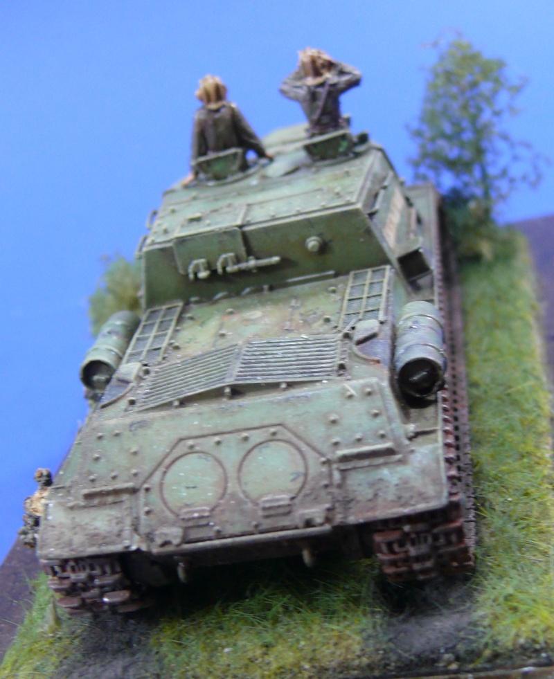 ISU 152 russe ! P1070517