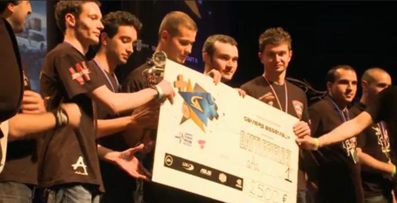 Les aAa sortent vainqueur de la première coupe de France battlefield 3 ! Remise10