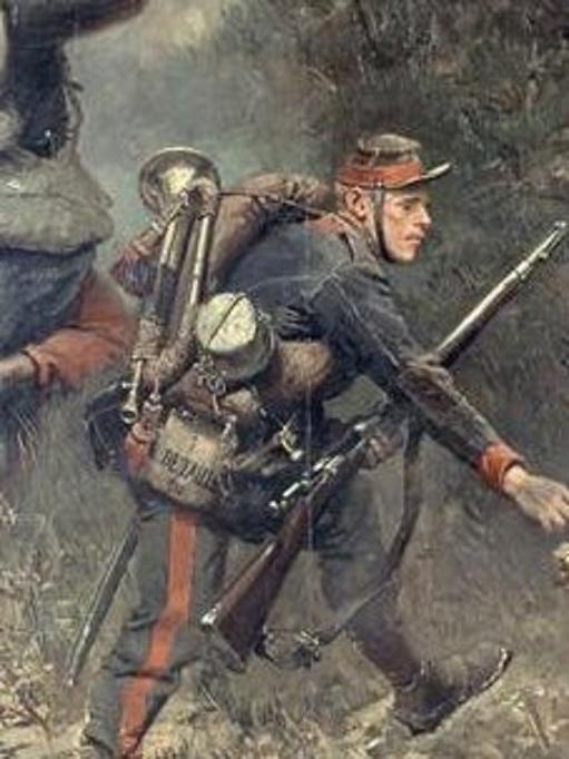 clairon guerre 1870  06-50210