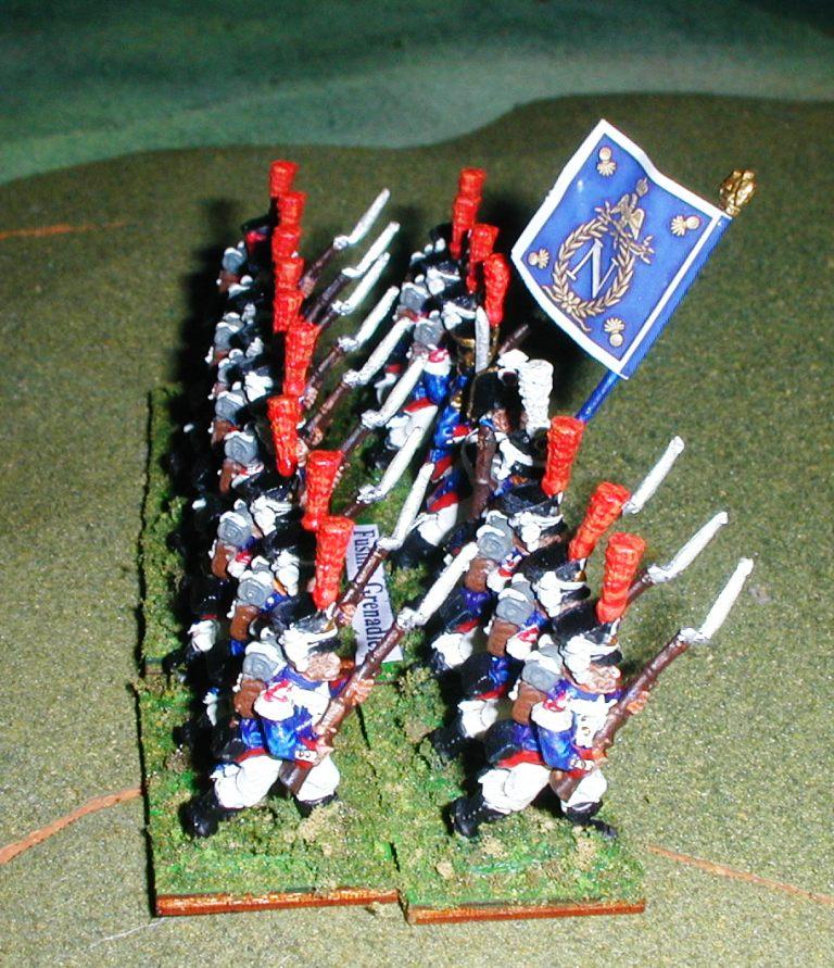 Fanion de bataillon. Fusgre10