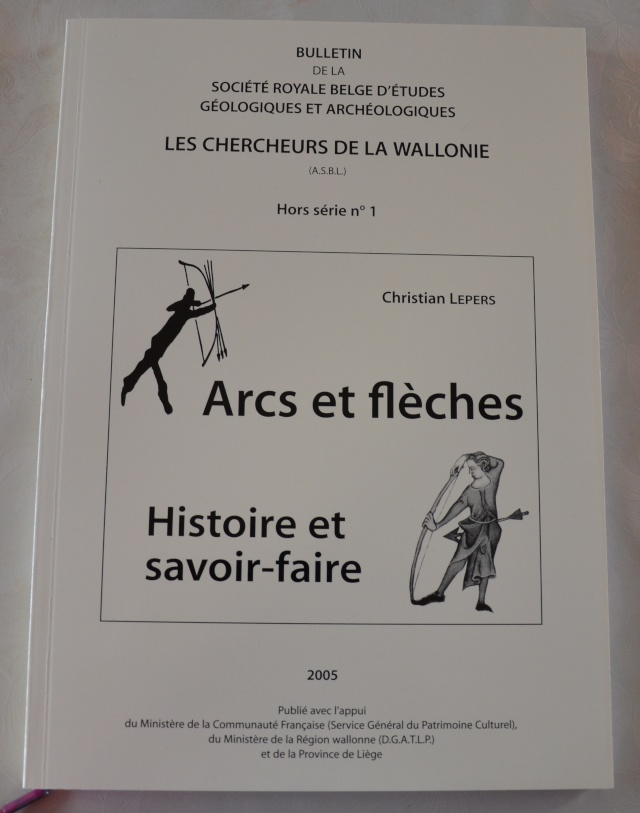 Arcs et flèches , Histoire et savoir-faire  Dsc_0198
