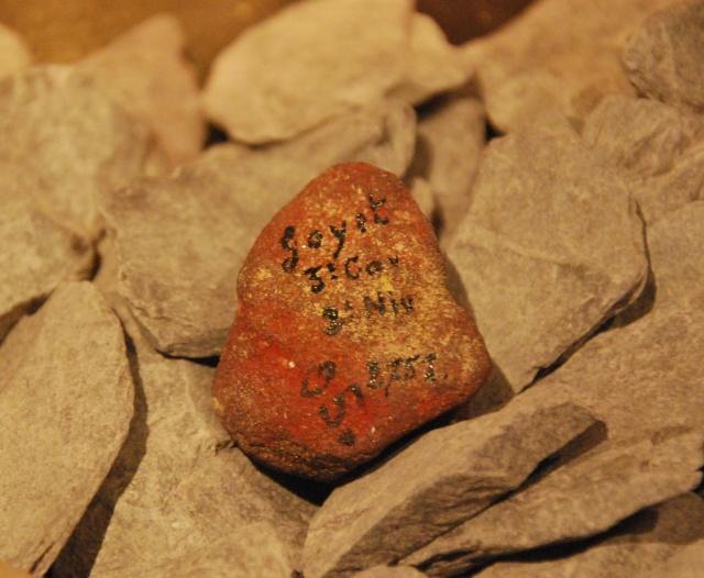le musée de la grotte Scladina Dsc_1127