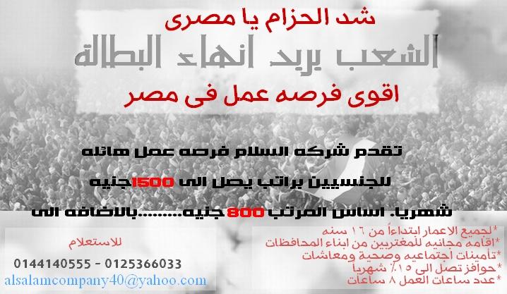 شركه السلام للاستيراد والتوظيف والتسويق المباشر Alsala10